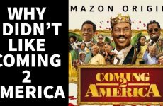Sorry People: Why I Didn't Like Coming 2 America | *Spoilers Included*
