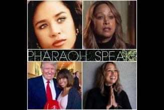 STACEY DASH SECRETLY APOLOGIZING TO THE BLACK COMMUNITY?