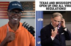 Texas Lifts ALL Virus Restrictions, Will Open Up 100 Percent!