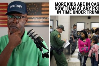 The Border Crisis Is REAL And Joe Biden Is To Blame!