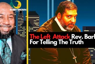 The KHIVE and Lefties Attack Rev. Barber For Telling The Truth  #kamalaharris #khive #forcethevote