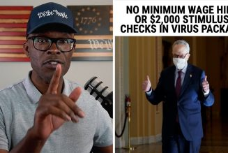 Virus Package Passes WITHOUT $15 Minimum Wage or $2,000 Stimulus!