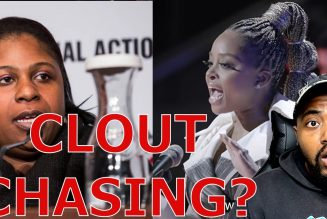 WOKE Grammys Ratings TANK As Tamir Rice Mother Calls Out Clout Chasing BLM Activist Tamika Malloy!