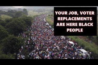 4-11-2021: Your JOB AND VOTER REPLACEMENTS are HERE  BLACK PEOPLE