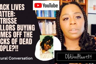 Black Lives Matter: Patrisse Cullors Buying Homes off the Backs of Dead People?! 🤔