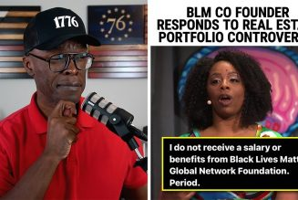 BLM Co-Founder RESPONDS To $3.2M Real Estate Controversy!