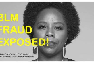 BLM Fraud Exposed! Patrisse Khan-Cullors purchases $1,400,000 home