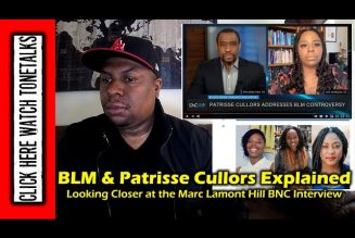 BLM & Patrisse Cullors Explained – Looking Closer at the Marc Lamont Hill BNC Interview
