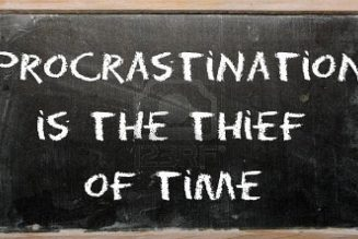 Breaking the Chains of Procrastination | Dr. Rick Wallace