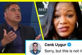 """Cori Bush Says The Squad Members """"Vote Alone"""", Gets CALLED OUT By Cenk Uygur of TYT & Others"""
