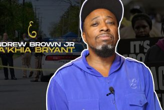 Eddie Griffin on Andrew Brown Jr and Ma'Khia Bryant