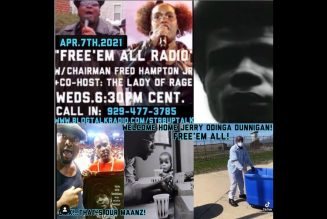 Free Em All Radio / Chicago  / April 7, 2021 / People's Political Education Program
