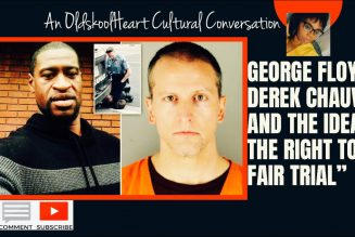 George Floyd, Derek Chauvin, and the Idea of the Right to a Fair Trial 🤔