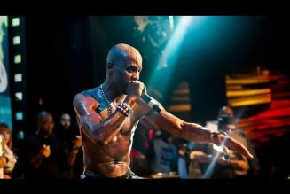 Let's talk about DMX as a representative of our community