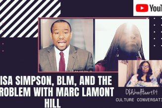 Lisa Simpson, Black Lives Matter, and the problem with Marc Lamont Hill