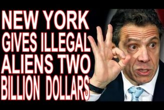NY Gives Illegal Aliens 2 Billion Dollars & Highways Are Racial Tools