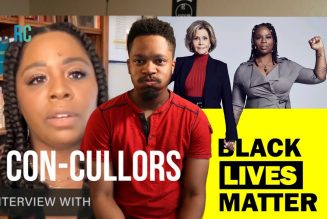 Patrisse Cullors screams racism for over 3.4 million