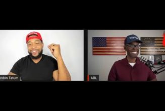 Reaction to more Black Conservatives beefing!!!!