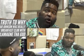 The Truth To Why Dr. Umar Johnson Was On The Breakfast Club With Charlamagne Tha God