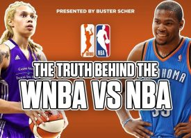 Why Comparing WNBA and NBA Salaries Isn't Logical but Disingenuous | Dr, Rick Wallace
