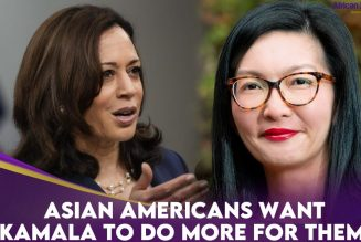 Asian Americans Want Kamala To Do More For Them
