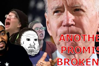 Biden BREAKS Another Campaign PROMISE To Progressives As He BACKS OFF Student Loan Debt Forgiveness