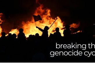 Breaking the Genocide Cycle
