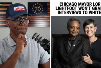 """Chicago Mayor Lori Lightfoot Only Grants Interviews To """"People of Color!"""""""