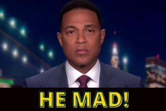 Don Lemon's Show Lost 77% Of Viewers After Rebranding 😆😂