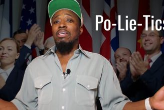 Eddie Griffin on Po-Lie-Tics, Billionaires and More!