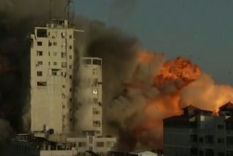 Israel Launches Air & Ground Invasion in Gaza