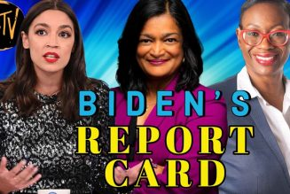 Joe Bidens 100 Day Progressive Report Card | Tim Black