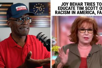 Joy Behar Tries To Educate Tim Scott On Racism In America, FAILS