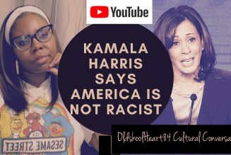Kamala Says America is NOT a Racist Country