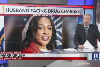 Rochester Mayor Lovely Warren's husband arrested on drugs, weapon charges in major drug bust — May 5