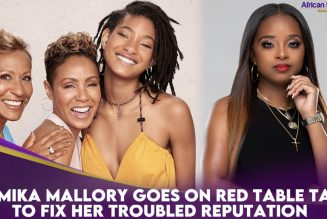 Tamika Mallory Goes On Red Table Talk To Fix Her Troubled Reputation