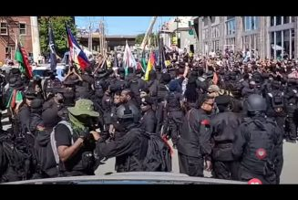 THE WAR ZONE/ WE CAME WE MARCHED ON BLACK WALL STREET NOW WHATS NEXT.