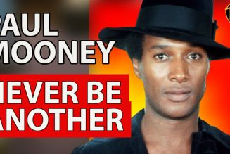 TIM BLACK'S TRIBUTE TO THE GREAT PAUL MOONEY