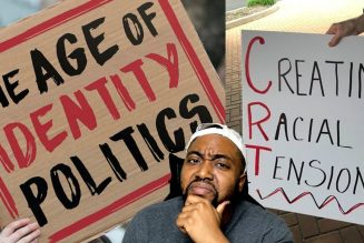 Twitter Question: What Is The End Game Of Identity Politics and Critical Race Theory?!