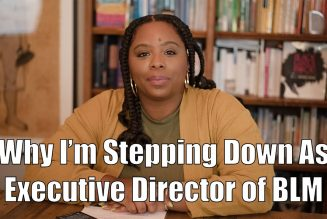 Why I'm Transitioning Out of my Role as Executive Director of BLM | Patrisse Cullors