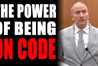 6-26-2021: The Power of Being On Code – Derek Chauvin Convicted