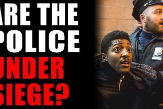 6-27-2021: Are The Police Under Siege?