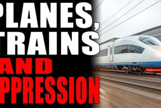 6-5-2021: Planes, Trains and Oppression