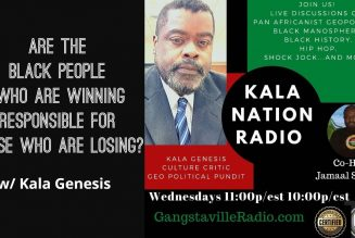 Are Black People Who Are Winning Responsible For Those Who Are Losing? w/ Kala Genesis