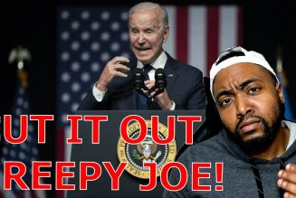Creepy Joe Continues To Be Creepy As He Says Black Entrepreneurs Don't Have Lawyers & Accountants!