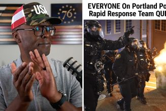 ENTIRE Portland Police Rapid Response Team QUITS In Protest!