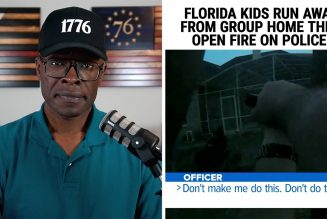Florida Kids Age 12 & 14 Open Fire On Police With STOLEN Guns!