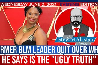 """FORMER BLM LEADER QUIT OVER WHAT HE SAYS IS THE """"UGLY TRUTH"""" 