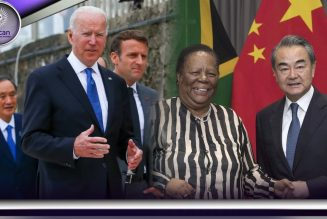 G7 Countries Set The Stage To Challenge China Over Who Can Dominate In Africa