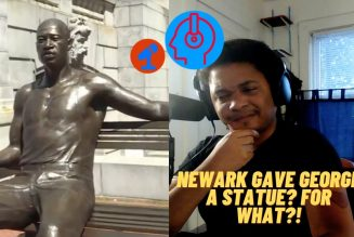 George Floyd statue unveiled in Newark. For what reason? Why Black People should say NO!!!